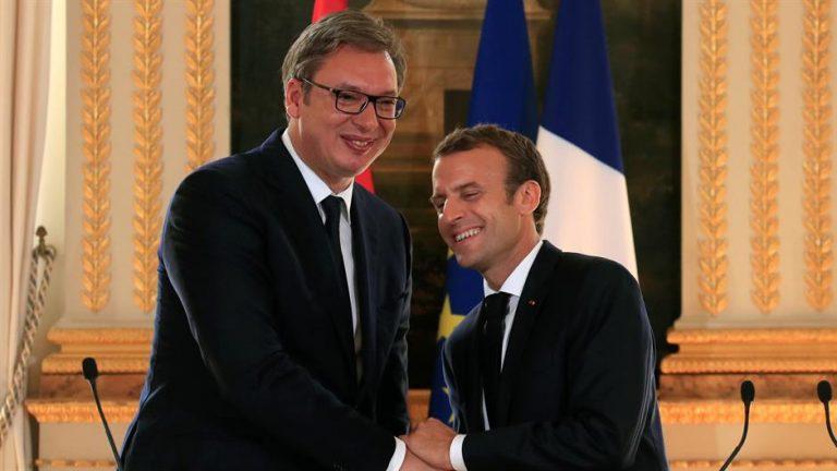 Emmanuel Macron Privat